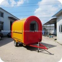 2013 Multi-Function Mobile Fruit Orange Juice Meats Food Kiosk Bar XR-FC250 B Manufactures