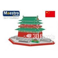 China 3D Puzzle-Architecture MY1027 Beijing Drum Tower on sale