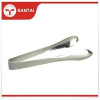 BS0204 Batware tools of stainless steel ice tong Manufactures