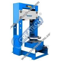 Roll-in Forklift tire presses Manufactures