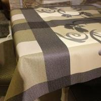 Tablecloth embroidered tablecloth