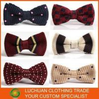 Top Quality Knitted Bow Tie Manufactures