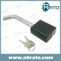 "RC-129 strong high security 1/2"" trailer lock Manufactures"