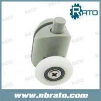 Buy cheap RL-117 iron body caster wheel for sliding door from wholesalers