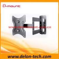 retractable 360 degree swivel lcd tv wall mount led bracket Manufactures
