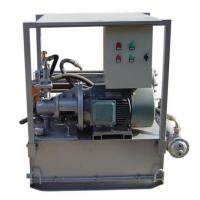 GH-H Serires Hydraulic High Pressure Jet Grout Pump Manufactures