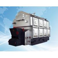 DZL Shell Type Water-fire Tube hot water boiler Manufactures