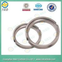 Buy cheap Tungsten Carbide Sealing Rings/Cemented Carbide Mechanical Seals from wholesalers