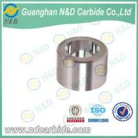 Buy cheap tungsten carbide sleeve bushing from wholesalers