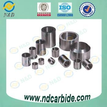 Quality Tungsten Carbide Cylindrical Bushing for Mechanical Parts for sale