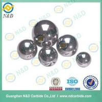 tungsten carbide balls, tungsten carbide ball bearing, cemented carbide ball Manufactures