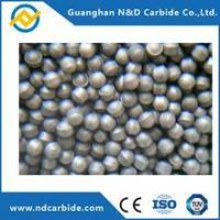 YG6/YG8 Ground Tungsten Carbide Ball Ground Tungsten Carbide Ball Manufactures