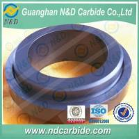 Buy cheap sintered carbide mechanical seal ring from wholesalers