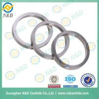 Buy cheap OEM New high precision tungsten silicon carbide seal ring for water pump shaft seals from wholesalers