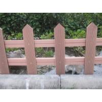 outdoor wpc fence like real wood Manufactures