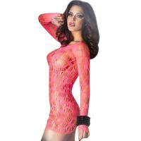 Red hollow out sexy babydolls for womenC346536A US$3.95 Manufactures