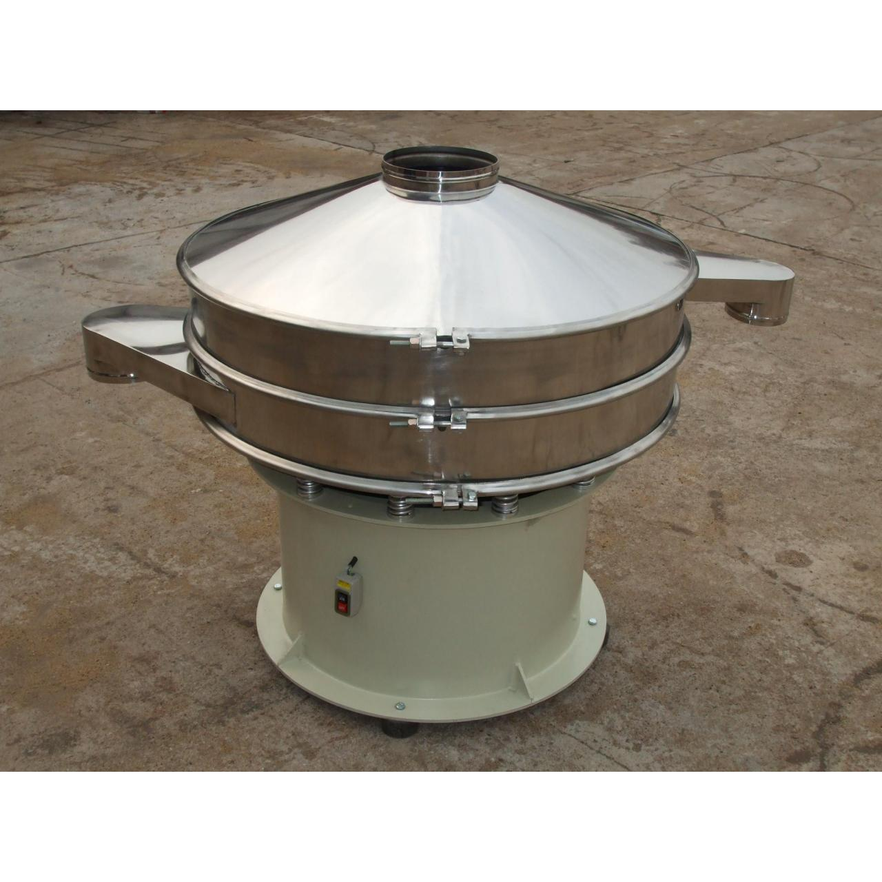 Sieve shaker ZDS series rounded sieve shaker Manufactures