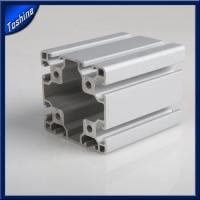40mm with 10mm T Slot anodized aluminum t-groove 8080 aluminum t-track Manufactures