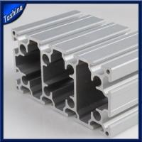 China 40mm with 10mm T Slot bosch rexroth 80160 tslot aluminum sub plate on sale