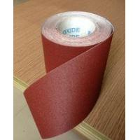 aluminum oxide flexible abrasive cloth roll JA113 /JB-5/TJ113 Manufactures