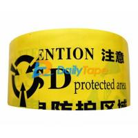 ESD Protection Area Warning Tape