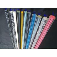 best price new style colored acrylic stick/clear acrylic rod with colored wholesale Manufactures