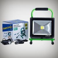 30W LED Chargeable Floodlight Manufactures