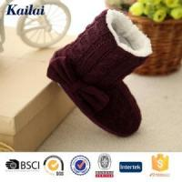 Baby Shoes Cashmere Baby Boot Manufactures