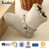 Baby Shoes Suede Fabric Chindren Shoes