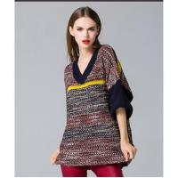 loose pullover knitted sweater Manufactures