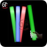 """$0.38 Limited Time Promotion 16"""" High Quality Rainbow Color LED Foam Baton Manufactures"""