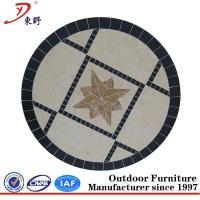 New design outdoor marble table top