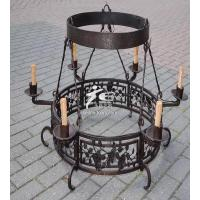 Wrought iron light-01 Manufactures