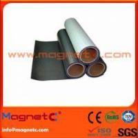 China Isotropic Flexible Rubber Magnet Rolls on sale