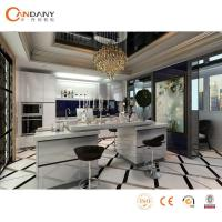 Candany kitchen cabinet with acylic Manufactures