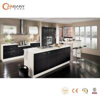 Acrylic Series Contemporary kitchen cabinets in modern style Manufactures