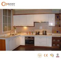 2015 hot sale fashionable lacquer kitchen cabinet Manufactures