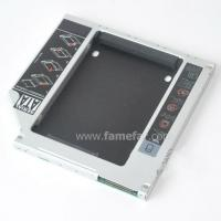China Universal 9.5mm IDE(ODD)-SATA(HDD) second Hard Disk Drive Caddy on sale