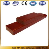 60*20mm WPC Solid Board Manufactures