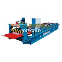Cold Rolling Mills For Floor Decking Profile-039 Manufactures