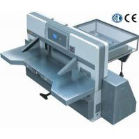 SQZX1150D digital display double worm wheel double guide paper cutting machine Manufactures