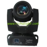 Buy cheap 200W Beam Moving Head Light with zoom from wholesalers