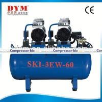Medical Dental Air air compressor with tank Manufactures