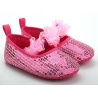 Sequin baby girls shoes on sale -BHGB0879 Manufactures