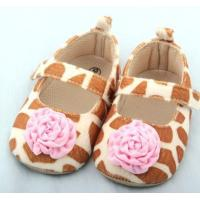 Find the baby gilrs flower shoes-BHGB0818 Manufactures
