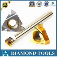 thread insert 27ER6.0 ISO aluminum threading tools Manufactures