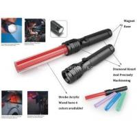 Strobe Warning Light With Acrylic Wand And Magnetic Base Manufactures