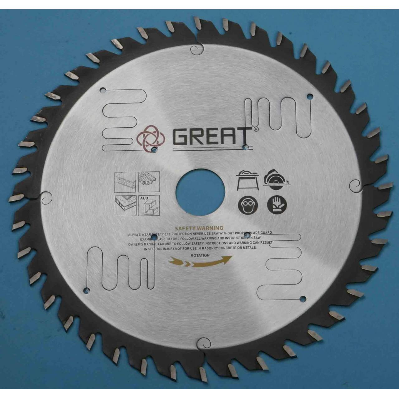 T.C.T Saw Blade Manufactures