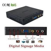 Battery Powered Electronic Advertising Display Screen Media Player TV Box Manufactures