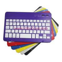 BT15 7inch Slim Bluetooth Keyboard Compatiable with Apple OS,Windows, Android,6Colors.Hot Selling Manufactures